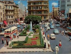 Beirut [1960 - early 1970's] things were so different back then, when places like the Middle East were still Hippie playgrounds, before things got all uptight, political, fanatic, and crazy.