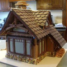 Photo: Rebecca W./ youroldhouse.thisoldhouse.com | thisoldhouse.com | from 2009 Gingerbread House Contest Winners