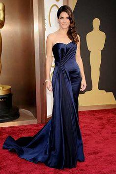 Oscar Dresses, Gala Dresses, Prom Dresses Blue, Modest Dresses, Elegant Dresses, Dresses 2014, Vestidos Oscar, Wedding Lehenga Designs, Red Carpet Gowns
