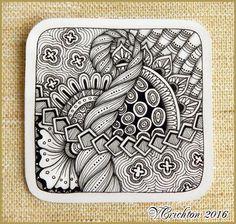Image result for zentangle akoya