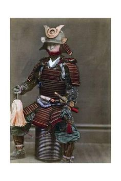 Ronin Samurai, Samurai Weapons, Samurai Armor, Era Edo, Edo Period, Rare Pictures, Rare Photos, Photos Du, Vintage Photographs