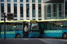 Schoonmakers joyriden met stadsbus