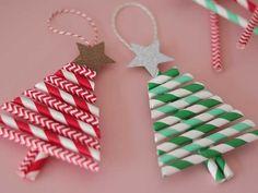 Kerstversiering knutselen - De 12 leukste zelfgemaakte hangers voor in de boom