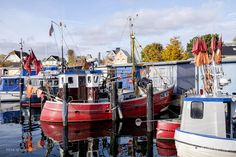 Niendorf – Was für ein Herbstauftakt am Meer // #Niendorf #Ostsee #Herbst #Strand #LübeckerBucht  #SchleswigHolstein #Hafen #Tourismus #MeerART / gepinnt von www.MeerART.de