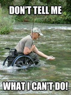 Wounded Warriors can do Anything!