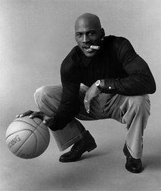 Best Ever!  Michael Jordan...Omega Man!