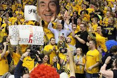 A historical day on the campus of Murray State, Dick Vitale was the ESPN commentator for the Murray State win against St. Mary's in the 2012 Bracketbuster game