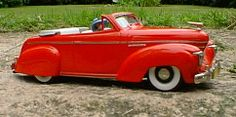 1938 Graham Sharknose - Google Search