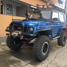 Jeep Suzuki, Suzuki Jimny Off Road, Suzuki Sj 410, Jimny Suzuki, Suzuki Cars, Truck Camping, Jeep Truck, Ford Trucks, Pickup Trucks