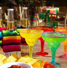 mexikansk fest dekoration