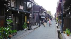 Takayama Travel: Takayama's old town has been beautifully preserved with many buildings and whole streets of houses dating from the Edo Period (1600-1868), when the city thrived as a wealthy town of merchants.