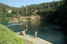 Czech Republic, River, Outdoor, Outdoors, Outdoor Games, The Great Outdoors, Bohemia, Rivers