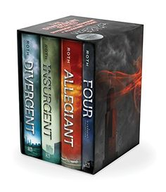 This would be a DREAM!! I WANT SO BAD!! Divergent Series Ultimate Four-Book Box Set: Divergent, Insurgent, Allegiant, Four by Veronica Roth http://www.amazon.com/dp/0062352164/ref=cm_sw_r_pi_dp_mULQub0BSP2B0