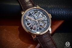 Hands-On – Arnold & Son Nebula (Live Pics and Pricing)