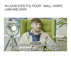 Awwww I don't know whether to smile super big or cry my eyes out! One Direction Humor, One Direction Pictures, I Love One Direction, Direction Quotes, Crying My Eyes Out, Louis Tomlinsom, 1d Imagines, Louis Williams, All Family