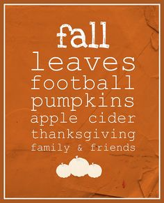 cute sign...and it included the best part of fall: FOOTBALL!!!! Go Vols!!!!