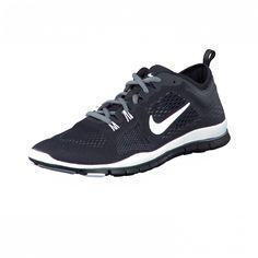 Nike - Wmns Free 5.0 Tr Fit 4 Breath Black/White-Cool Grey | BRANDOS.fi