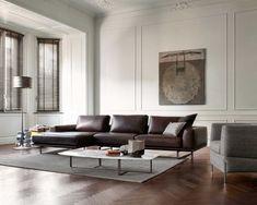 Designer Sofa U2013 Tempo | Italian Modern Furniture From Natuzzi Italia