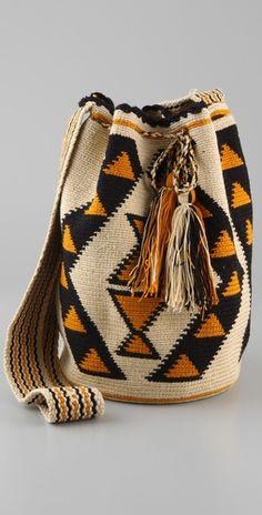 Wayuu Taya Foundation bag