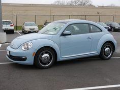 Used 2013 Volkswagen Beetle For Sale in Brooklyn Center MN at Luther Brookdale Volkswagen dealership in Brooklyn Center, MN. Minnesota VW dealer. Denim 2016 VW Beetle for sale. CPO Beetle for sale Minnesota. VW for sale Minneapolis. Used Volkswagen for sale. CPO Volkswagen.