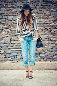 Style Bloggers: Denim Outfit of the Day nanys closet918.jpg