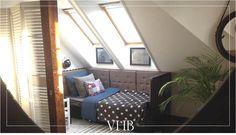 Velour Home: aranżacja okien dachowych
