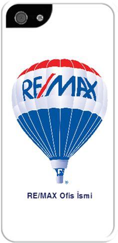 RE/MAX Büyük Logo Kendin Tasarla - İphone 55S Kılıfları