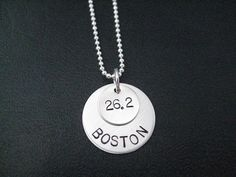 RUNNER RACE Necklace  Celebrate Your Race  Choose by TheRunHome, $36.00