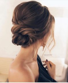 Sheer elegance ✨ Stunning style by @tonyastylist #modernsalon #hairgoals #weddinghair