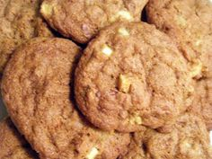 carolynn's recipe box: Apple Cookies