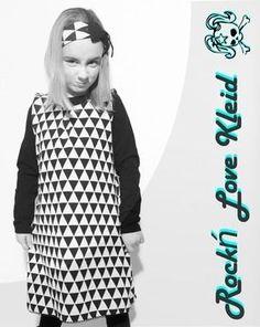 Rock`n Love Kleid * Gr. Rocker, Pdf Patterns, Kam Snaps, Dresses, Design, Chill, Projects, Fashion, Fashion Styles