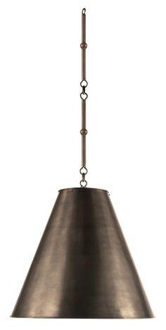 MEDIUM GOODMAN HANGING LAMP