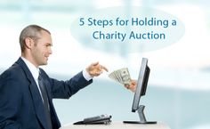 Are you considering set up a charity auction, but have no idea where to begins?…