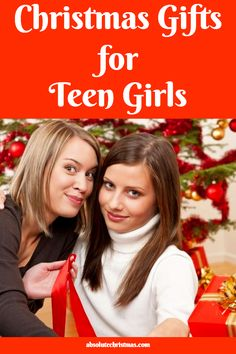 This Christmas gift guide lists all the presents teenage girls want to find under the Christmas tree this year   Gifts for Teen Girls #christmasgifts Top Gifts For Girls, Teenage Girl Gifts, Cool Gifts For Kids, Gifts For Teens, 16 Year Old Christmas Gifts, Christmas Gifts For Teen Girls, Christmas Ideas, Christmas Tree, 19 Year Old Girl