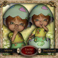 Easter Kiddy [meine Bastelwelt] - $2.98 : LowBudgetScrapping