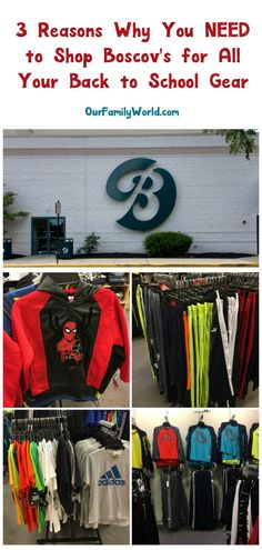 3581ca66424 3 Reasons Why You NEED to Shop Boscov s for All Your Back to School Gear