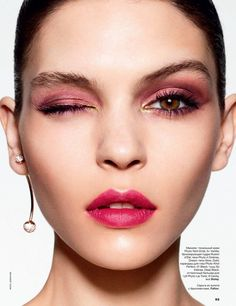 Kate Bogucharskaia by Jason Kim for Allure Russia March 2015