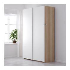 Dressing ikea armoires meubles et astuces pour for Ikea chene blanchi