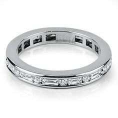 The Toscana full eternity ring from Hatton Jewels