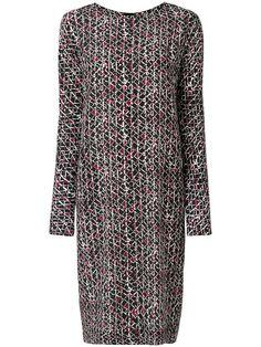 MARNI patterned dress. #marni #cloth #