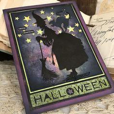Richele Christensen: Halloween releases from Tim Holtz