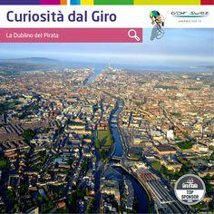 #Curiosità dal Giro. Dublino porta fortuna agli azzurri? Il Tour vinto da Pantani nel '98 scattò proprio da qui e il Pirata prese quasi un minuto da Ullrich.