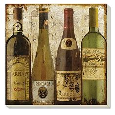Counter Art Wine Samples Absorbent Coasters Set of 4 * You can find out more details at the link of the image. (This is an affiliate link) #WineCoasters