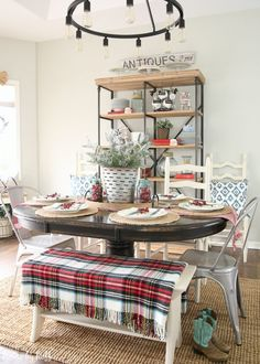 House by Hoff Holiday Home Tour 2016