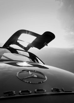Spread your wings! Mercedes sports car at its best.
