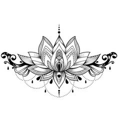 Delicate lotus tattoos mandala tattoo, realistic temporary t Mandala Tattoo Design, Dotwork Tattoo Mandala, Tattoo Designs, Tattoo Ideas, Lotus Mandala Design, Mandala Tattoo Back, Mandala Hand Tattoos, Ganesha Tattoo, Flower Mandala