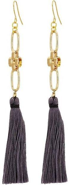 Vanessa Mooney The Faith Tassel Earrings Earring