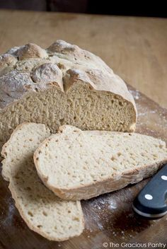 Clean Eating Irish Soda Bread