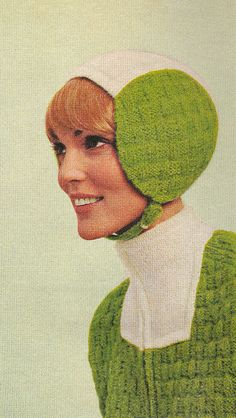 Knit Hat by nurse_marbles on Flickr.