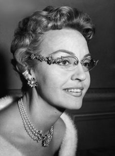 Fabulous spectacles, 1950s